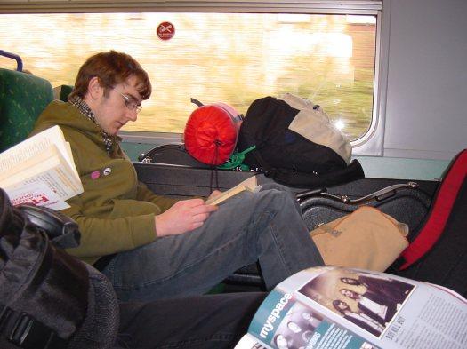 will-on-train