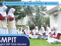 Brosur Pendaftaran SMPIT 2021-2022