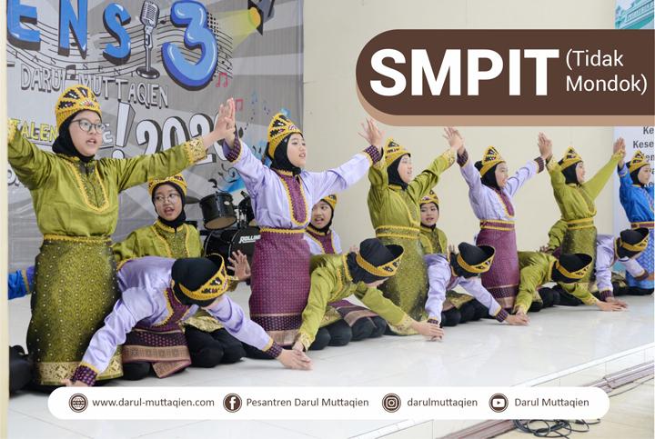 Brosur Pendaftaran SMPIT 2022-2023 (Tidak Mondok)