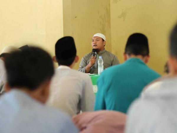 Dauroh Ruqyah di Ponpes Tahfidz Dan It Darul Fithrah