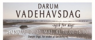Plakat for Darum Vadehavsdag