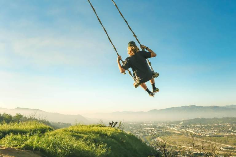 Parentalité positive et mouvement de balancier