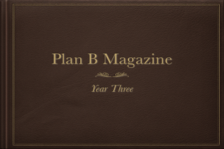 News from Plan B, my mystery & crime magazine