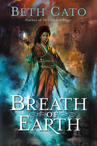 Cookies and a Book: Earl Grey Shortbread and Breath of Earth with Beth Cato