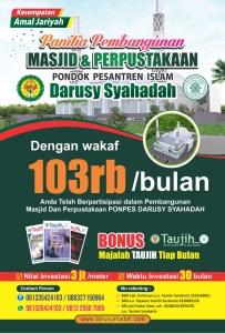 Donasi Masjid
