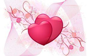 hati saling bertautan