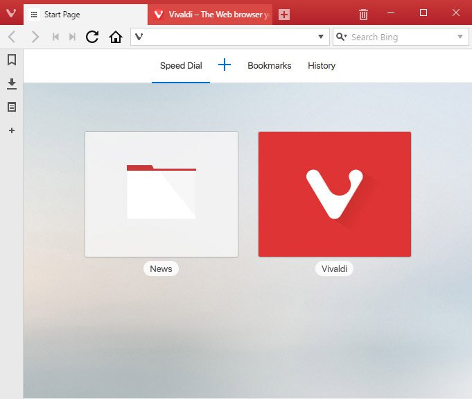 Download Vivaldi Web Browser - Web SEO, Maintenance