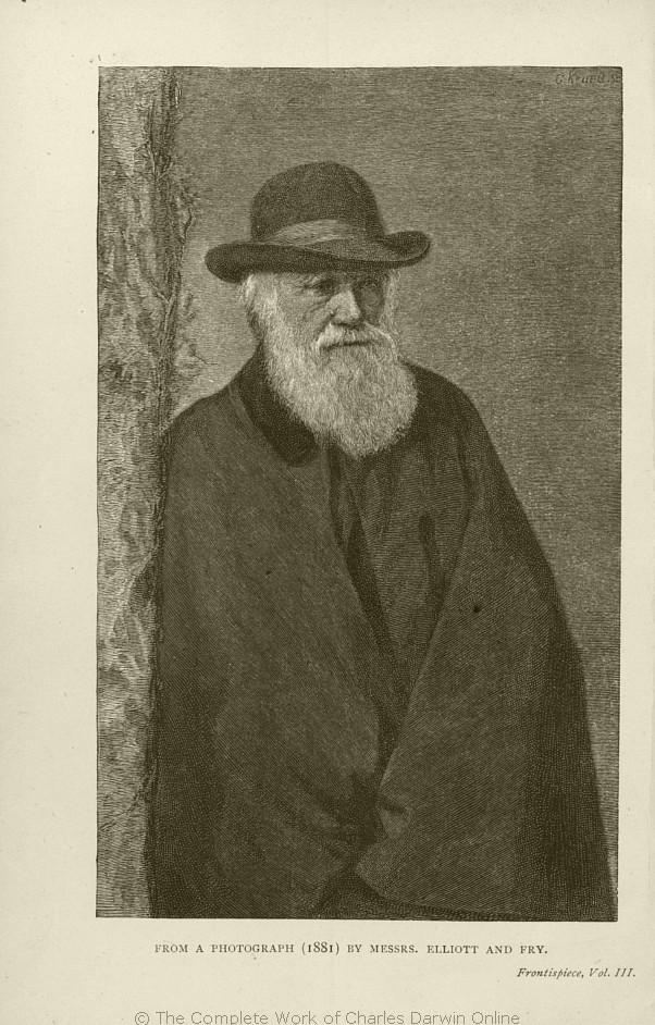nach einer Fotografie von 1881 von Elliot und Fry
