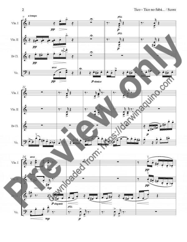 Tico-tico no fubá - page 2