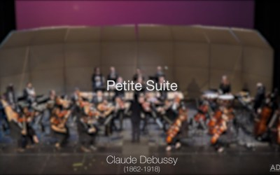New Debussy release with the ADCA Symphony Orchestra in New York