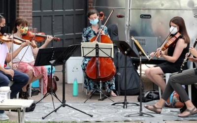 Darwin conducts new recordings of contemporary music with Chamber Project St. Louis