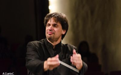 Conducting debut with the ASO and SLSO violinist David Halen