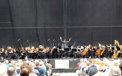 """New work """"Caribe 102"""" premiered by the Gateway Festival Orchestra"""