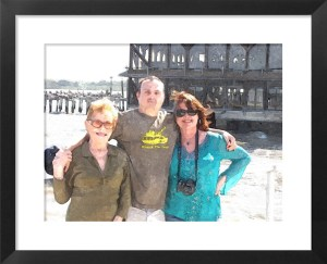 FotoSketcher - Me_Nana_Mom