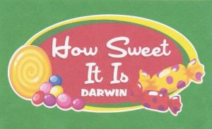 HOW SWEET IT IS LOGO