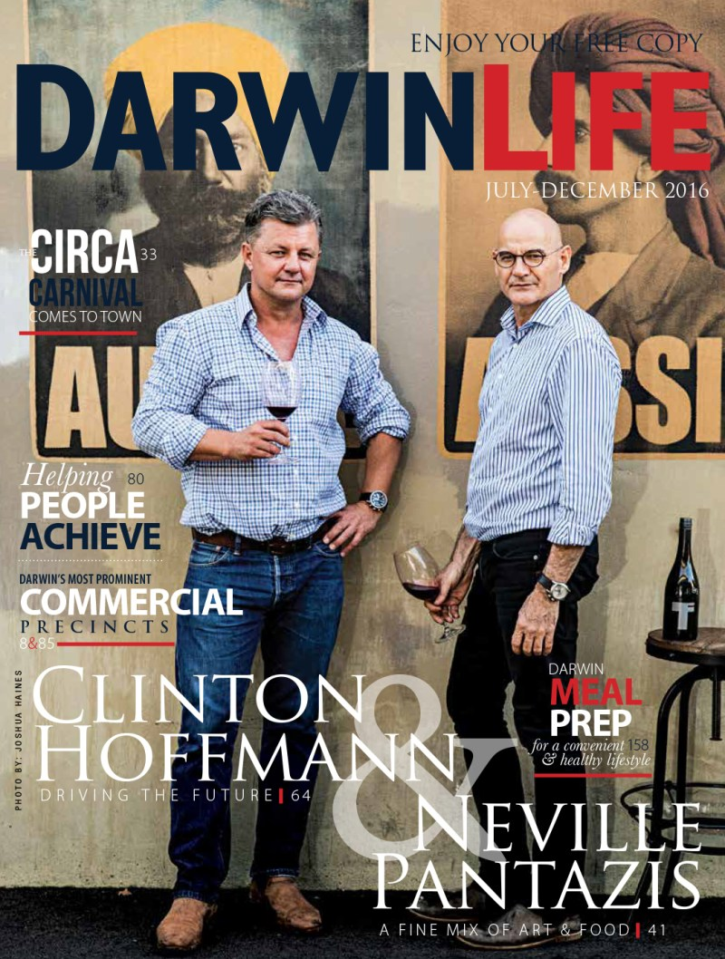 DarwinLife Magazine Biannual July - December 2016
