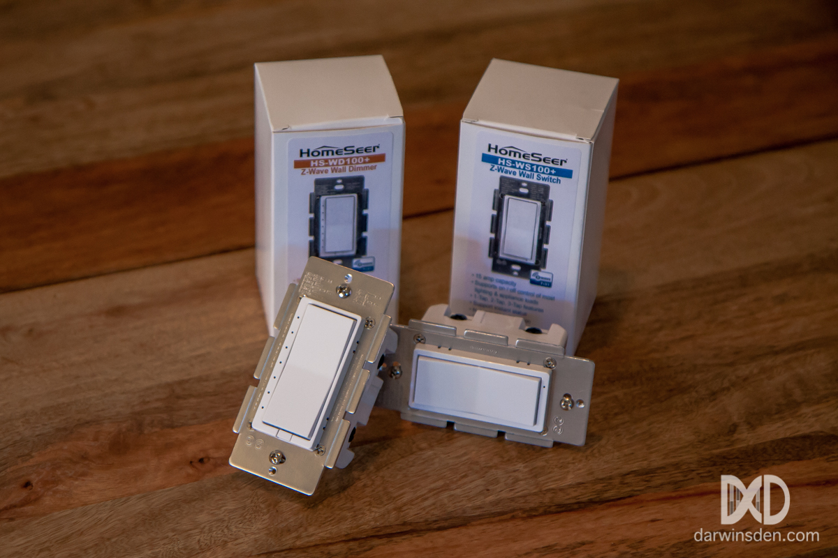 top pick homeseer zwave wall switches and dimmers