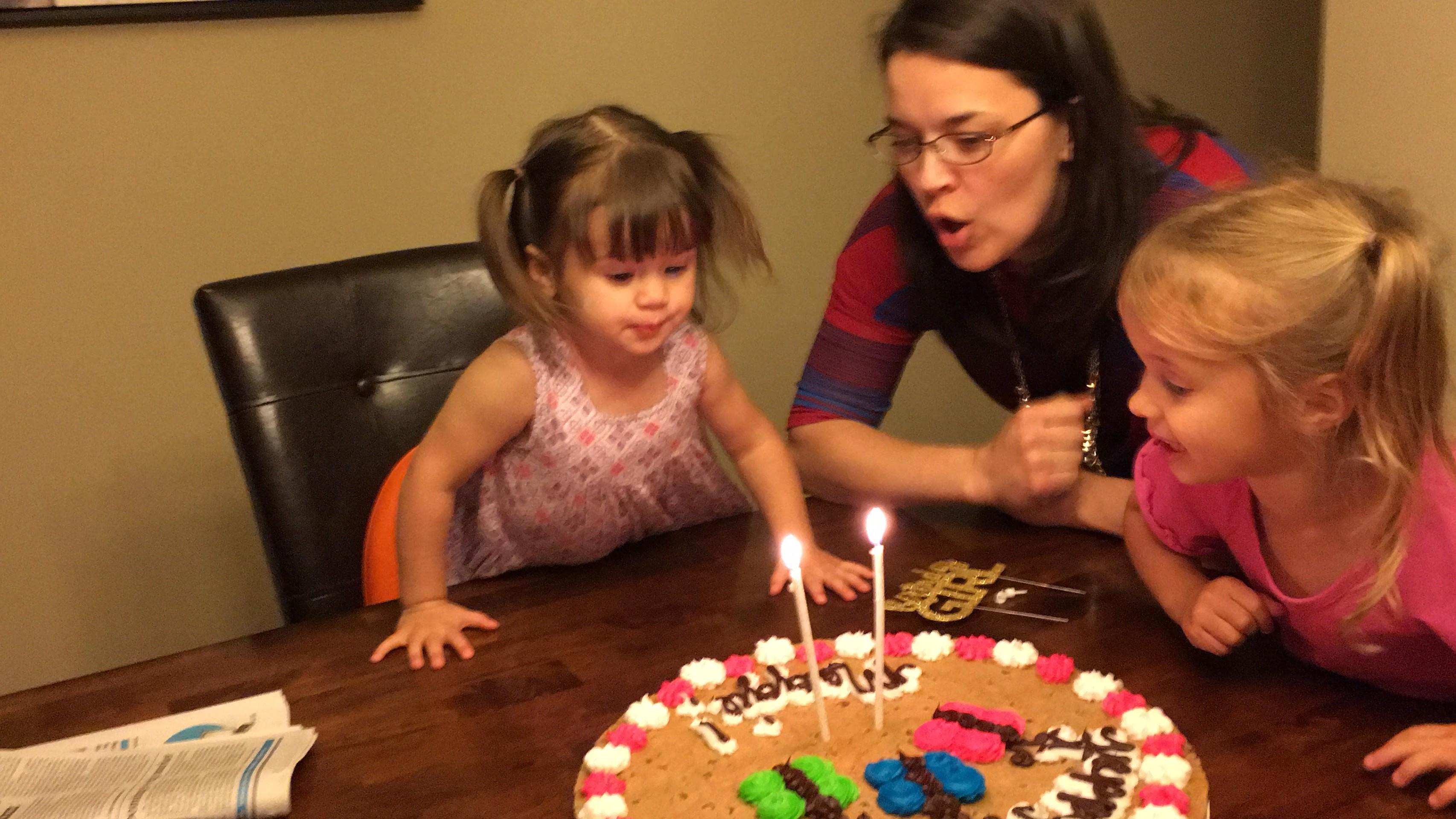 Happy Birthday Cake Pokey