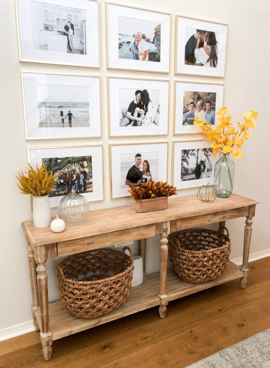darylann denner minimalistic fall decor