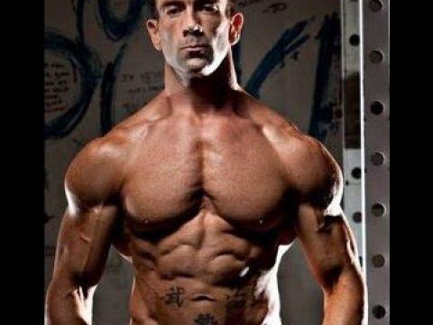 Chris Albert body builder