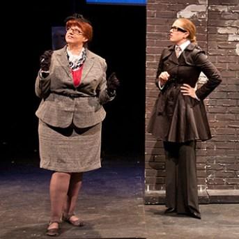 NYMF/2010: Cyrilla Baer, Holly Hylton