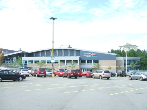 Guildford Rec Centre. Photo: Wikimedia Commons - Leoboudv