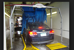My name is Daryn and I admit I've taken my car to a car wash a time or two.