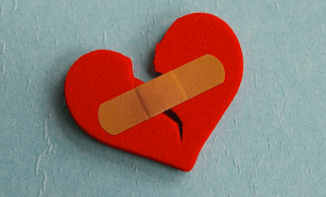 What to do for a friend with a broken heart?