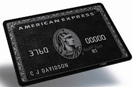 "The Amex Centurion or ""Black Card."" You have to be invited to apply, pay a one-time $5,000 initiation fee, $2,500 annual fee. Amex expects you to use it to make at least $250,000 in purchases every year."