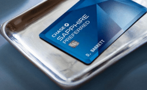 This Chase Sapphire Preferred credit card will give you 50,000 bonus points when you spend $4,000 in the first three months.