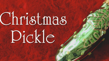 How I got myself in a holiday pickle.