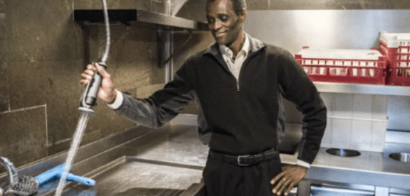 Ali Sonko, dishwasher at Noma, in The Netherlands has been named a partner in one of the best restaurants in the world.
