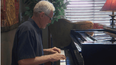 Steve Goodwin tries to remember music he has composed before Alzheimer's steals his memory forever.