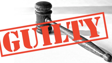 that time my husband declared me guilty without a fair trial.
