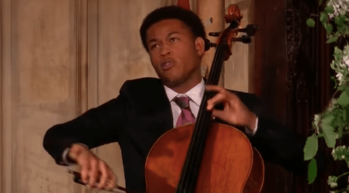 Amazing Royal Wedding Cellist Sheku Kanneh-Mason Comes From One Incredible Family