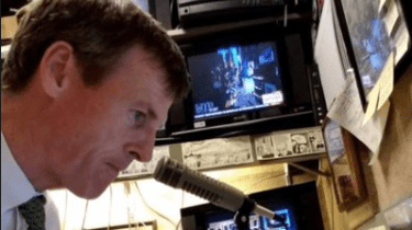 Radio reporter Jamie Dupree is back on the airwaves after losing his voice to a rare neurological disorder. Thanks to new synthesized technology.