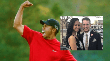 Tiger Woods big Masters win has huge consequences for expectant parents.