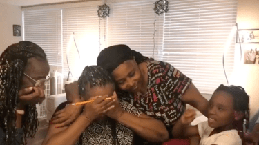 Family uses crossword puzzle to reveal epic surprise for mom's 70th birthday