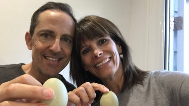 Why the secret to my marriage is like a hard boiled egg.