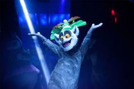 Lemurenkönig King Julien