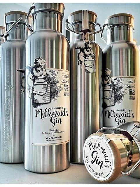 Milkmaids Gin