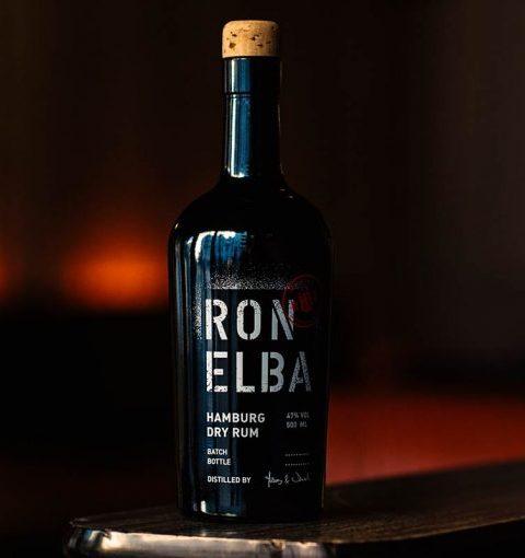 Ron Elba dry Rum