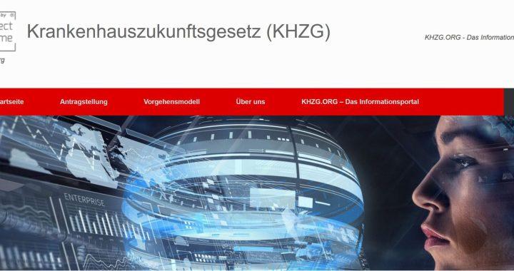 KHZG-Informationsportal