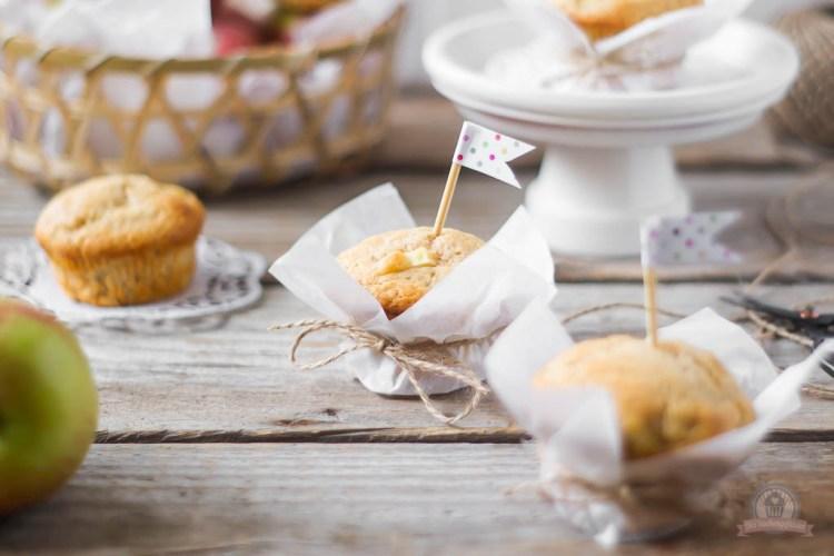 Apfel-Zimt  Muffins – meine liebsten fruchtigen Ruck-Zuck Küchlein…