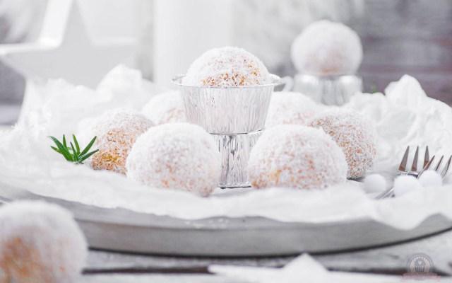Schneebälle – 14. Türchen des Food Blogger Adventskalender 2015