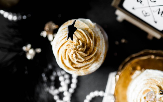 Champagner Cupcakes – life is full of LOVE