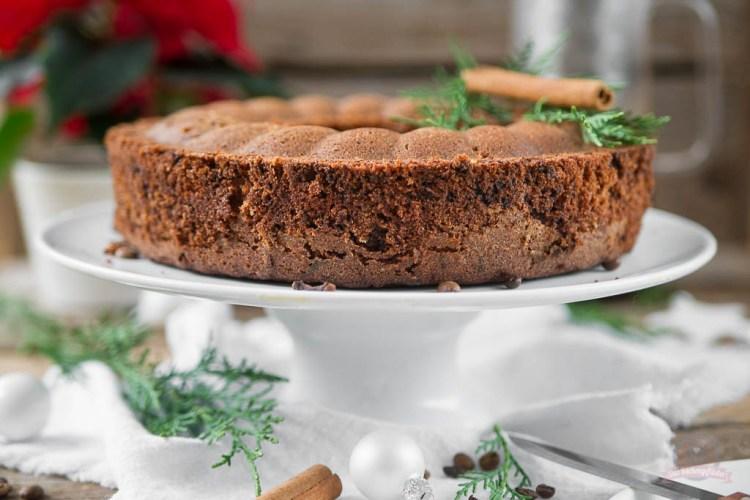 Weihnachtlicher Kaffeekuchen  – Advent, Advent, das dritte Lichtlein brennt… [WERBUNG]