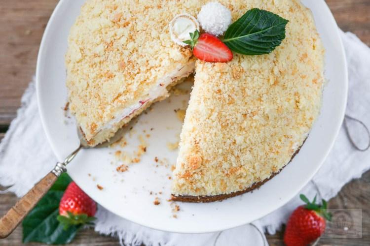Kokos Maulwurfkuchen – ein Maulwurfkuchen der ganz besonderen Art
