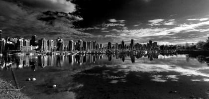 Goodbye Vancouver: Skyline von Vancouver, BC
