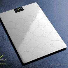 Vortex HiFi 2D - Entstör - Chips 40mm-Transparent